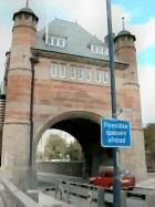 Blackwall Tunnel South Entrance