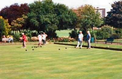 The Bowling Green, Hornfair Park