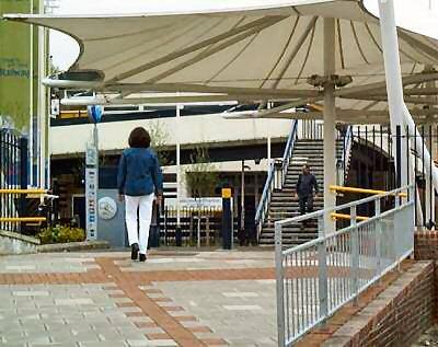 Charlton Station