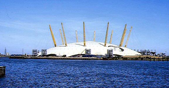 The Millenium Dome