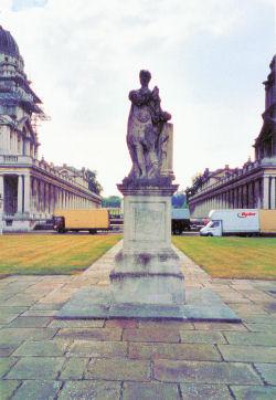 Statue of George II