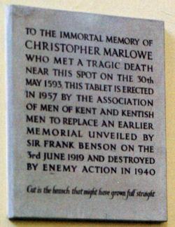 Marlowe Memorial