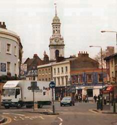 Greenwich Church Street