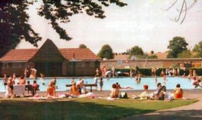 Paddling Pool, Hornfair Park
