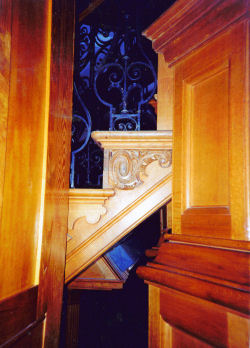 St Alfeges Stairs