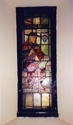 St Alfeges Church Window