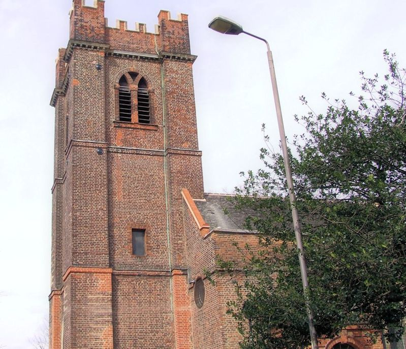 St Lukes Church