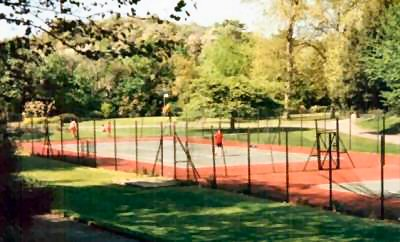 Tennis Courts, Maryon Park